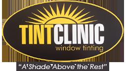 Tint Clinic Logo
